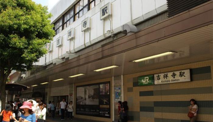 吉祥寺の駅前